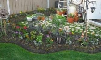 Нові ідеї для саду або вироби з пластикових пляшок