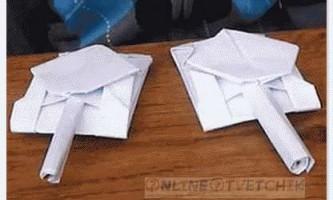 Нові вироби з кольорового паперу своїми руками