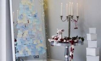 Новий рік 2015: як прикрасити будинок і ялинку, що приготувати і як сервірувати стіл