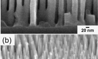 Новий наноматериал: вода відскакує від нього, як стрибунець
