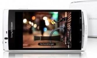 Новий смартфон від sony оснащений технологією 3d-зйомки