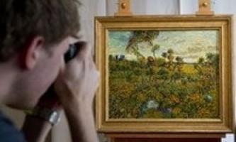 Виявлена загублена картина ван гога