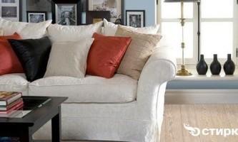 Очищаємо диван від запаху сечі народними засобами