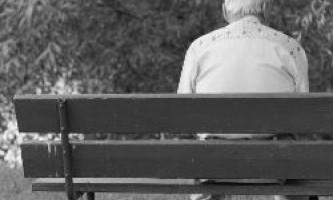 Самотність вбиває в старості швидше, ніж куріння