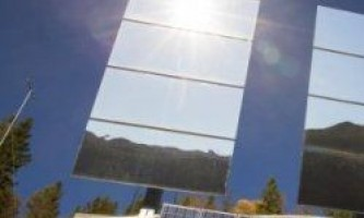 Величезні дзеркала принесуть сонячне світло в темний норвезьке місто