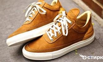 Основні правила догляду за взуттям з нубуку