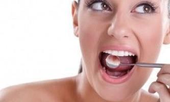 Основні захворювання порожнини рота