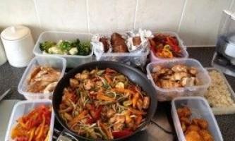 Особливості харчування для набору маси