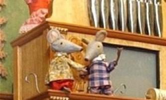 Особи чоловічої статі у мишей наспівують для залучення самок