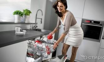 Освоюємо посудомийну машину: перша завантаження