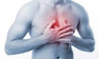 Чому виникають грудні болю при кашлі