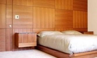 Оздоблення стін дерев`яними панелями