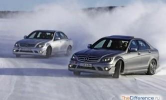 Відмінність передньопривідного автомобіля від задньопривідного?