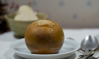 Печені яблука - рецепт в духовці