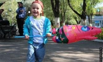 Перший похід в зоопарк з дитиною