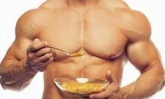 Харчування до і після тренування