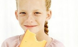 Харчування дитини від 1 до 3 років