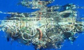 Пластикове сміття в океані став загадковим чином зникати