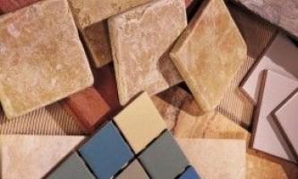 Плитка для стін: види і вибір