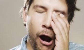 Чому ми позіхаємо?