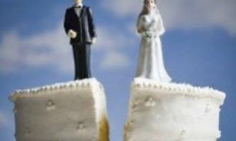 Чому перший шлюб в половині випадків закінчується розлученням?