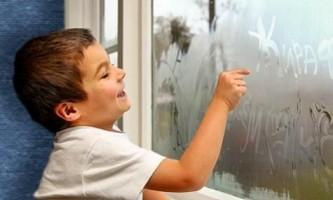 Чому пластикові вікна запотівають?