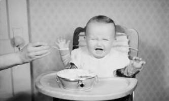Чому у дитини немає апетиту?