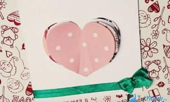 Подарунки на день закоханих: майстер-класи