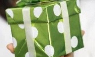 Подарунки своїми руками
