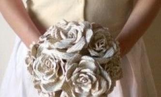 Подарунок на весілля своїми руками