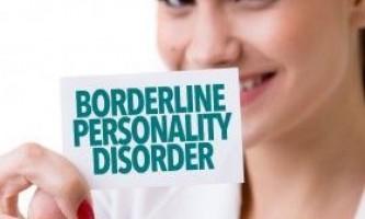 Прикордонне розлад особистості