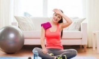 Схуднення будинку: комплекс вправ