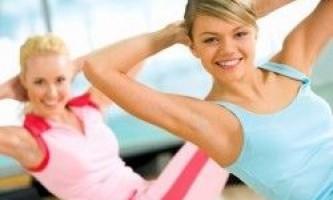 Схуднення за системою табата