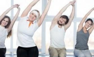 Схуднення за допомогою бодіфлекс вправ