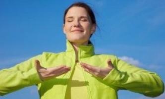 Схуднення за допомогою вправ для дихальної системи