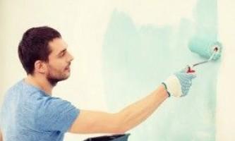 Фарбування стін своїми руками