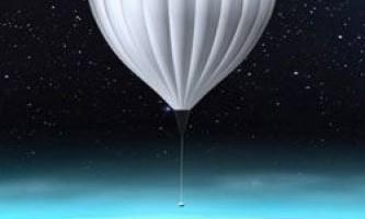 Політ на повітряній кулі в космос - вже реальність