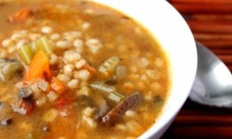 Польовий суп - рецепт