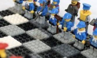 Корисні ідеї, поради та ігри з конструктора lego для дітей і дорослих