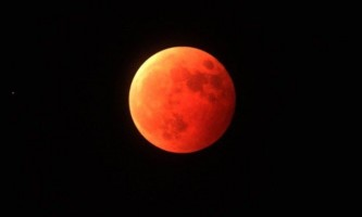 Повне місячне затемнення 8 жовтня 2014