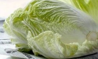 Користь пекінської капусти