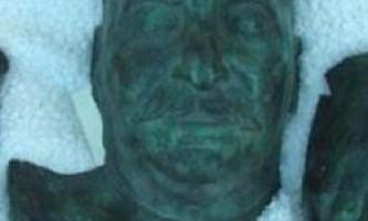 Посмертна маска сталіна пішла з молотка