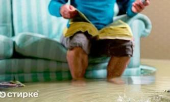 Потоп в будинку: що робити, якщо вас затопили сусіди зверху