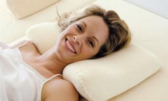 Правильна подушка при шийному остеохондрозі