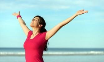 Правильне дихання для схуднення