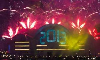 Святкування нового року у всьому світі