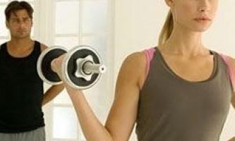 Переваги силових вправ