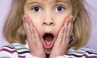 Причини та подолання дитячих страхів