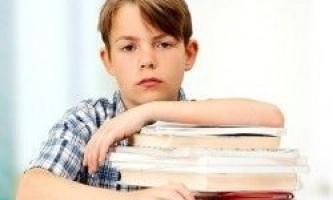 Причини неуспішності школярів при вивченні іноземних мов