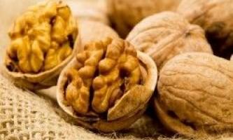 Застосування масла волоського горіха